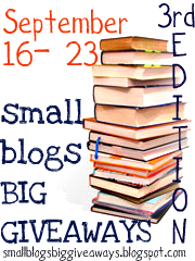 Small Blogd Big Giveaways 3rd Edition